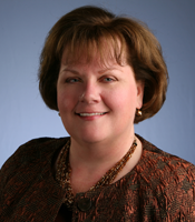Denise Garth, partner, SMA.