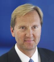 Markus Nordlin, CIO, Zurich.