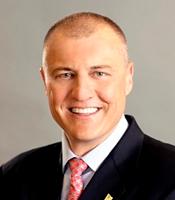 Carl Liebert, COO, USAA.