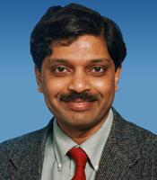 Raj Rajkumar, Director of Carnegie Mellon's Transportation Research Center.