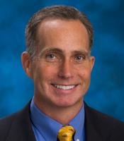 Stuart Parker, USAA's next CEO.