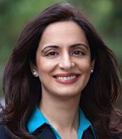 Uzma Khan, Associate Professor, Stanford Graduate School of Business.