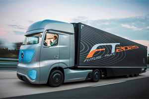Future Truck 2025. Source: Mercedes-Benz.