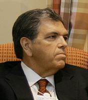 Charles Prince, former Citigroup CEO. Photo credit: Ricardo Stuckert.