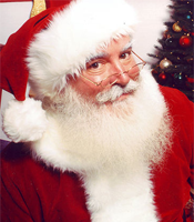 Santa Claus, CEO, NPI. (Source: Jonathan G. Meath.)