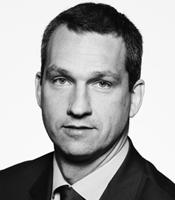 Stephane Flaquet, CIO, Hiscox.