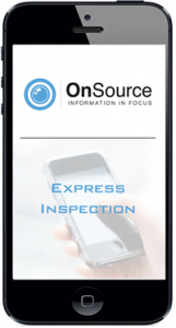 OnSource's white labeled mobile app.