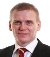 Risto Sandberg, Managing Director, Accenture.