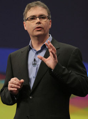 Alistair Rennie, General Manager of Analytics Solutions, IBM.