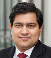 Raman Sapra, executive director and global head, Dell Digital Business Services.