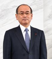 Masahiro Hashimoto, president and CEO, Sumitomo Life Insurance Company.