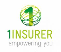 1Insurer's new logo.