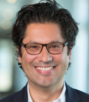Hemant Shah, CEO, RMS.