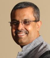 Ganesh Ayyar, CEO, Mphasis.