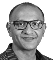 Jeetu Patel, SVP of Platform and Chief Strategy Officer, Box.