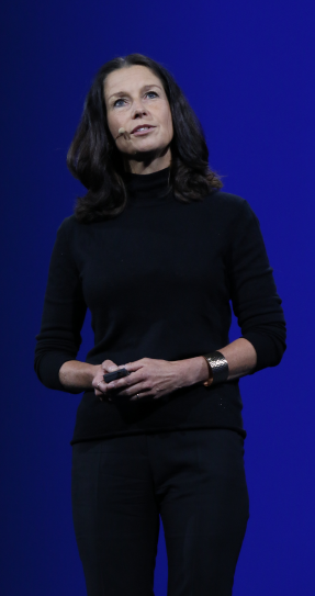 Birgit König, CEO of Allianz Health Insurance.