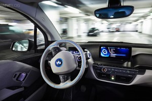 BMW fully autonomous vehicle Source: BMW.
