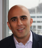 Rohit Mahna, GM, Financial Services, Salesforce.
