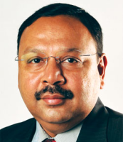 Tanmoy Chakrabarty, Global Head, Government Industry Solutions Unit, TCS.