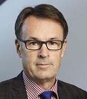 Torbjörn Holmström, CTO, Volvo.