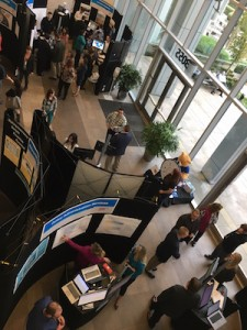 Technology showcase held at CSAA Insurance Group's headquarters. Source: CSAA Insurance Group.