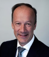 Thierry Delaporte, Head of Capgemini's Global Financial Services Business Unit.