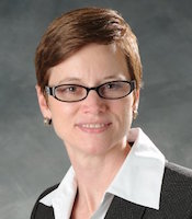 Patti Griffin, Chief Product Officer, Duck Creek Technologies.
