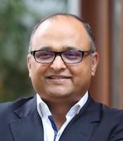 Sanjay Jalona, CEO and managing director, LTI.
