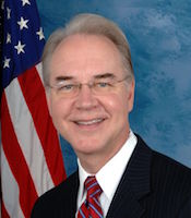 Rep. Thomas Edmunds Price (Ga.).