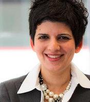 Farhana Alarakhiya, VP, RMS.