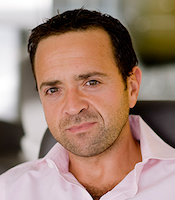 Max Versace, co-founder and CEO, Neurala.