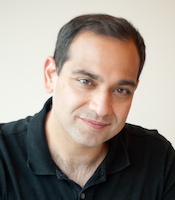 Keyvan Mohajer, CEO of SoundHound Inc.