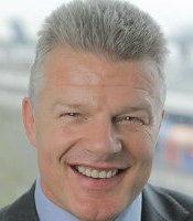 David Wells, VP, managing director, EMEA, Pegasystems.