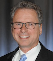 Mark C. Russell, President and CEO, Ohio Mutual Insurance Group.