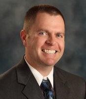 Adam Waldron, CIO, Farm Bureau Mutual of Idaho.