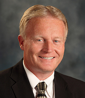 Paul Roberts, CEO, Farm Bureau Mutual of Idaho.