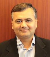 Ashish Tanna, COO, Aureus Analytics.