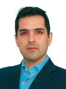Alberto Hidalgo bust