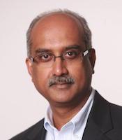 Anand Moorthy, VP, Capgemini.