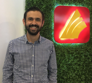 Juan Pedro Fonseca Soto, Manager of Innovation and Business Development, Seguros GYT.