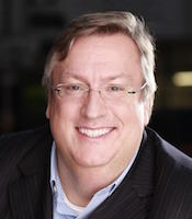 Mark Barrenechea, CEO & CTO, OpenText.