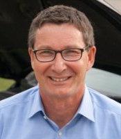 Stefan Schmitt, VP, Engineering and Product Area Diagnostics, Bosch Automotive Service Solutions.